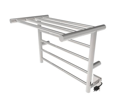 Amba Radiant Shelf Brushed
