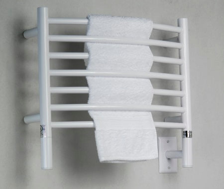Amba Hardwired Towel Warmer Jeeves H Curved