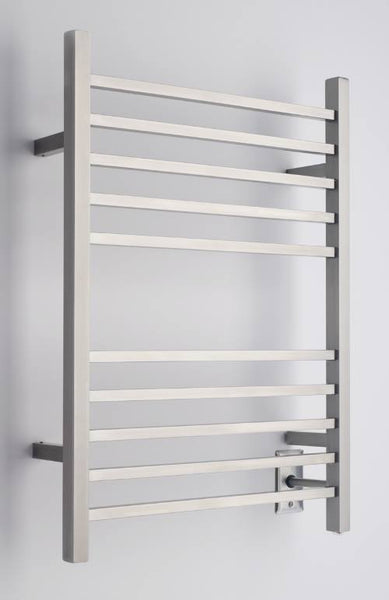 Amba Towel Warmer Radiant Square Hardwired RSWH