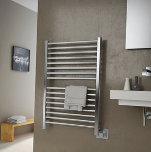 Bathroom towel warmers radiators