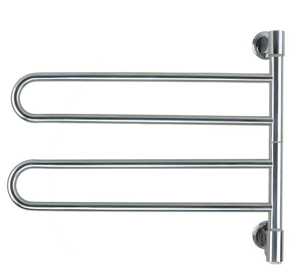 Wall Mounted Towel Warmer Amba Swivel Jill B002