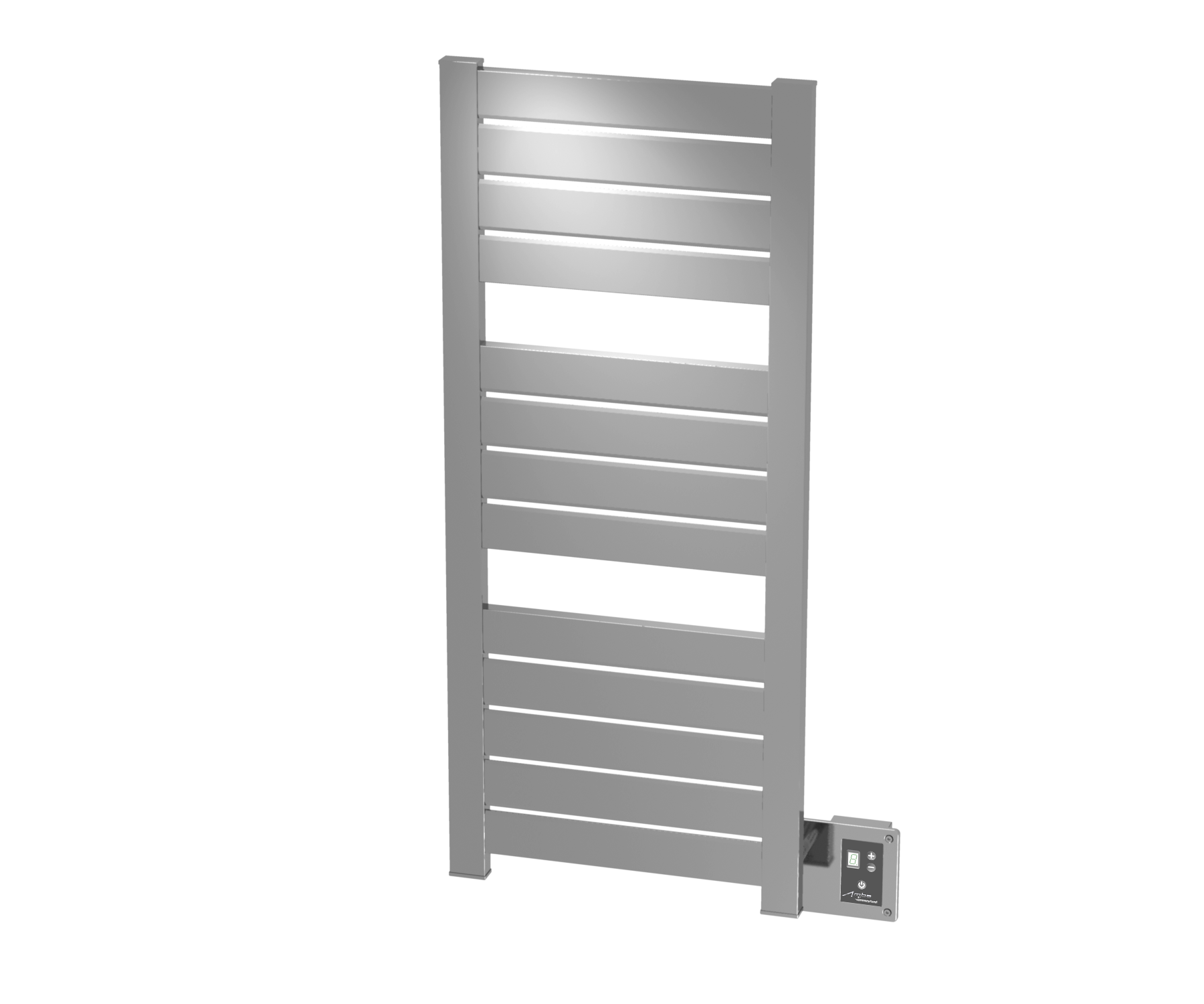 Wall mounted bath and towel warmer