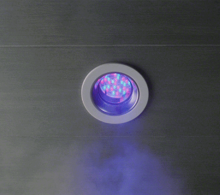 ChromaSteam Lighting For Steam Shower
