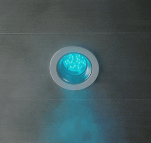 Lighting For Steam Shower