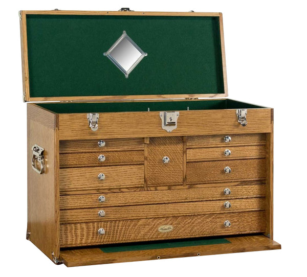 Gerstner 2610 Journeyman Wooden Tool Chest