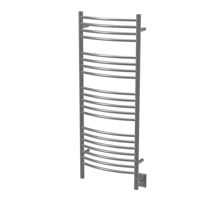 Amba Hardwired Towel Warmer Jeeves D Curved