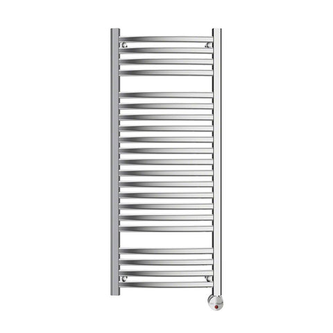 Mr. Steam W248TPC 21-Bar Wall Mounted Towel Warmer with Digital Timer & Aromatherapy Oil Well
