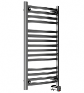Towel Warmers - Polished Chrome