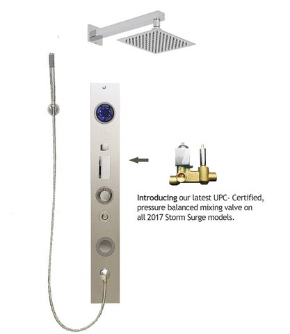 Serene Steam Shower Storm Surge Model Complete Unit