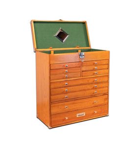 11-Drawer Chest for Hobby Tools, Gerstner International GI-T22