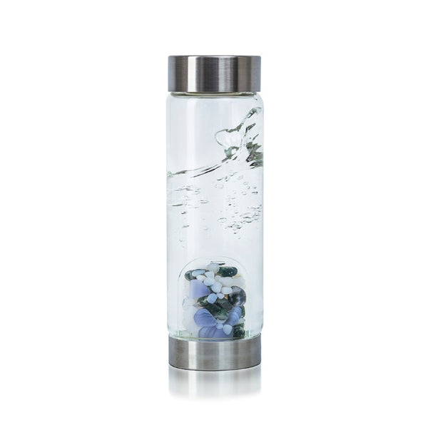 VitaJuwel ViA Gem Water Bottles With GemPod Crystals - Momentum