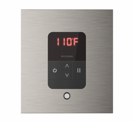 iTempo Steam Shower Generator Control System - Square