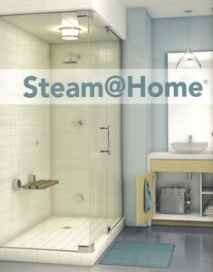 do it yourself steam shower kit