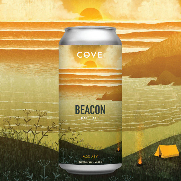 Introducing Cove, our new craft beer series