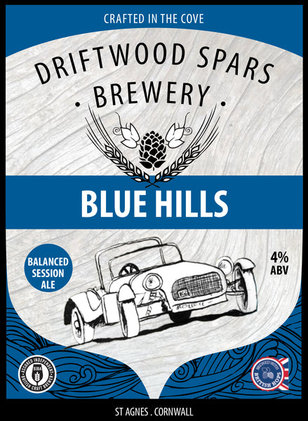 Blue Hills Real Ale