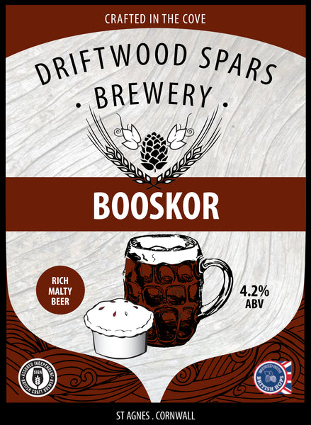 Booskor Real Ale