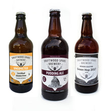 Load image into Gallery viewer, Mixed Case of 11 Bottled Traditional Ales and A Tasting Glass