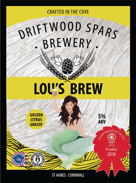 Lou's Brew Real Ale