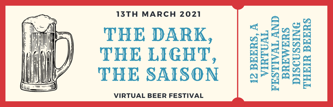 The Dark, The Light & The Saison Virtual Festival Pack
