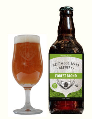 Forest Blond Real Ale