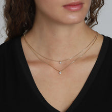 Load image into Gallery viewer, Rose Gold Lucia Necklace