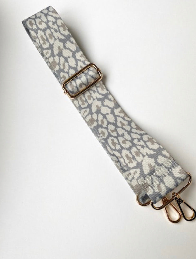 Snow leopard Bag Strap