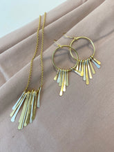 Load image into Gallery viewer, Mixed Metal Kara Necklace