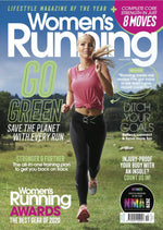 Katie Piper wears ZAAZEE for Women's Running cover