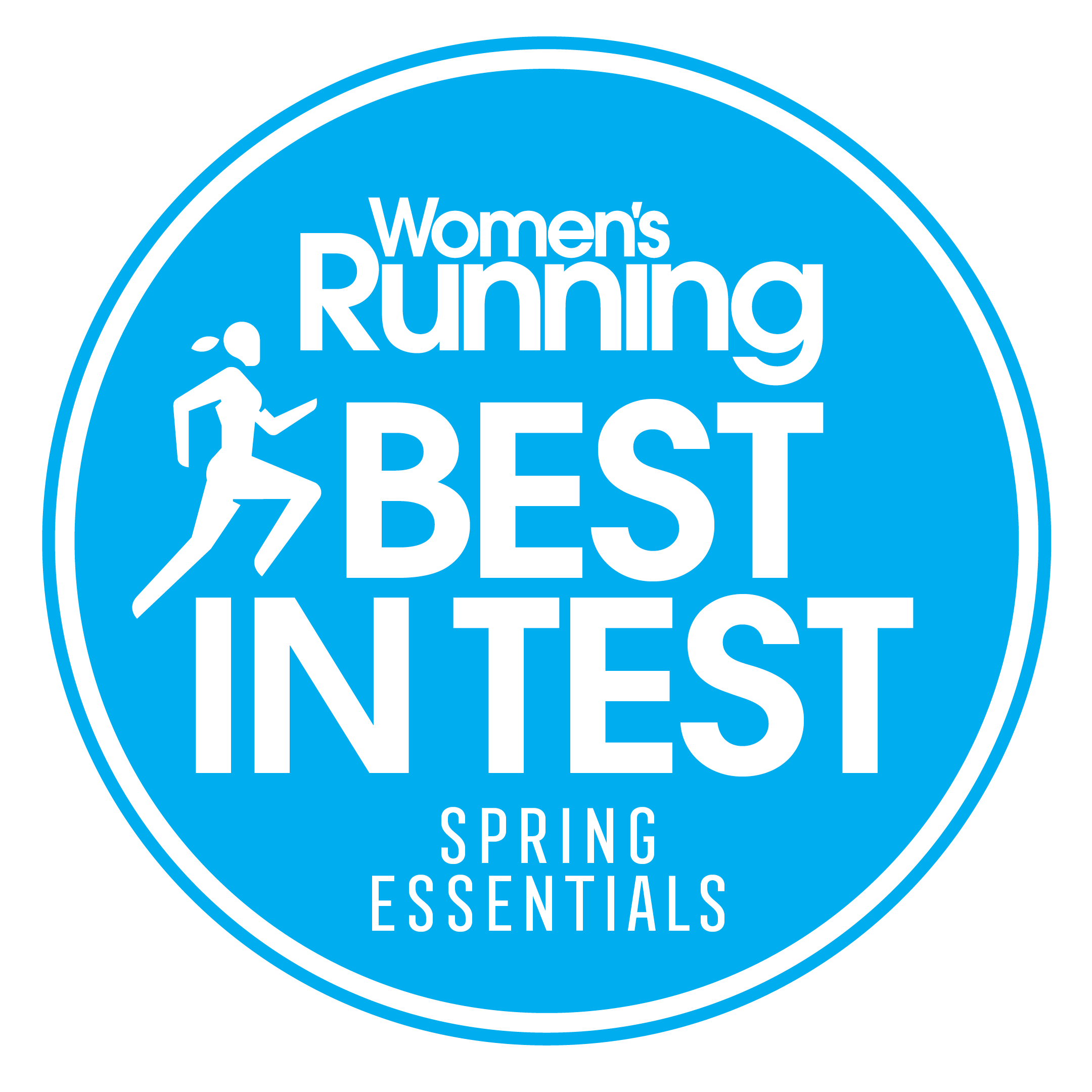 Women's Running Best in Test Award Spring Essentials 2021