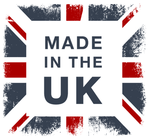 Made in the United Kingdom (UK)