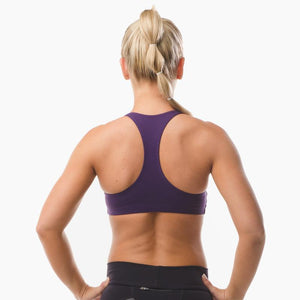 Load image into Gallery viewer, ZAAZEE Abi Racer-back Sports bra