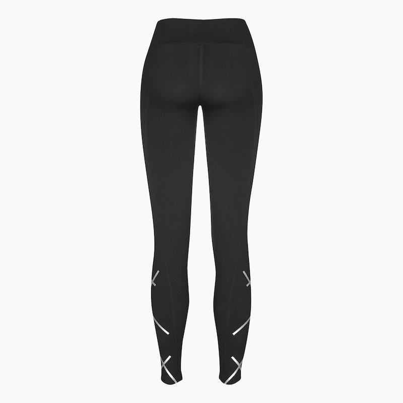 ZAAZEE Alexa Full Length Legging Jet Black