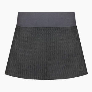 Load image into Gallery viewer, ZAAZEE Amelie Fitness Skirt/Skort Black