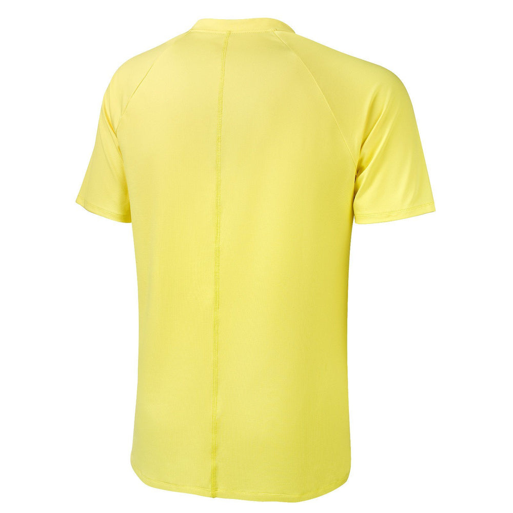 Zion Men's Performance T-shirt Yellow