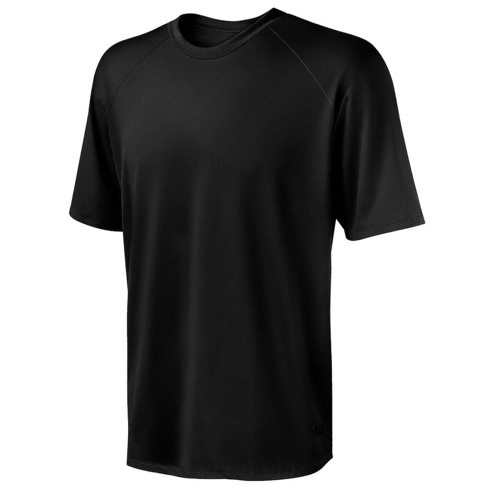 Zion Men's Performance T-shirt Black