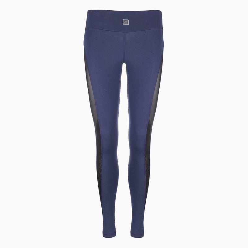 Load image into Gallery viewer, ZAAZEE Zoey Full Length Legging Midnight Blue