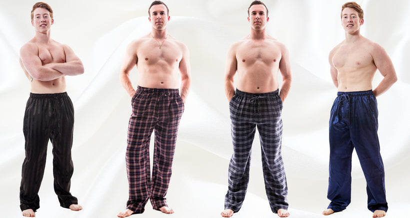 Men's Lounge Pants / Pajama Bottoms / Sleep Pants
