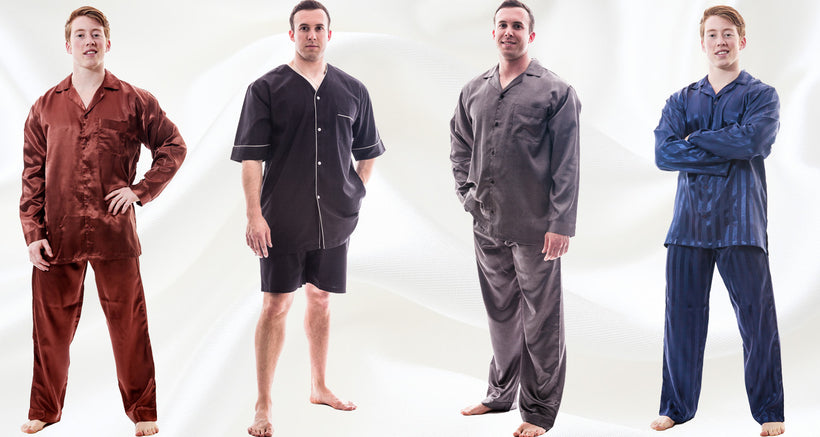 Men's Pajama Sets / Pajamas / Pyjamas / PJs