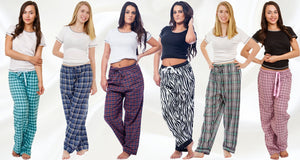 Women's Lounge Pants / Pajama Bottoms / Sleep Pants