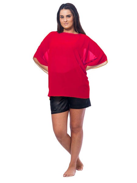 Women's Poncho / Beach Cover-Up