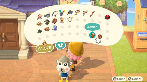 Fall in Animal Crossing: New Horizons