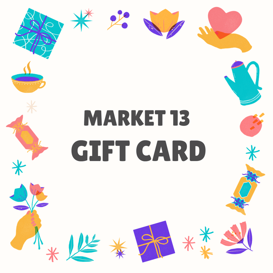 Market13 Gift Card