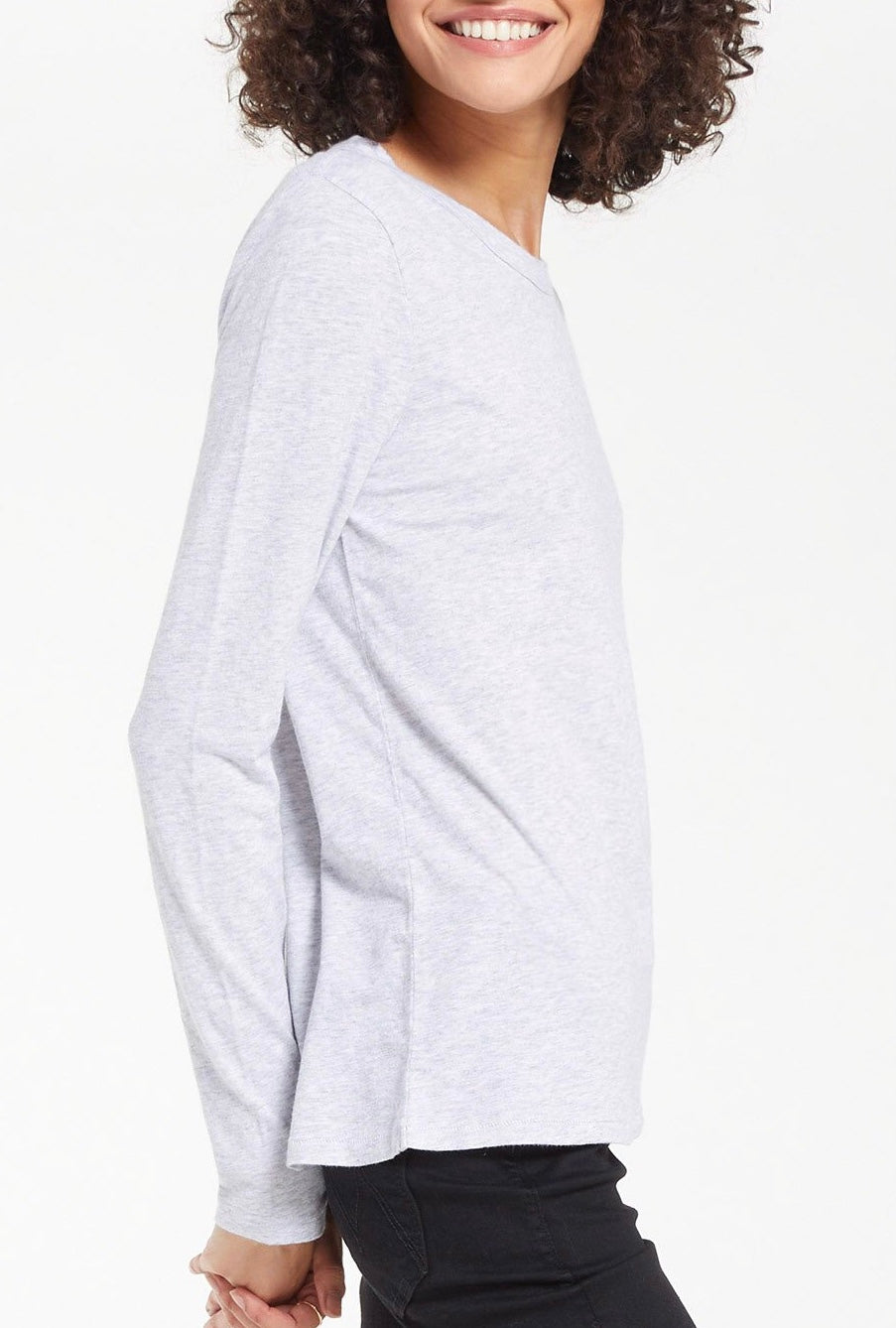 Everyday Brushed Long Sleeve