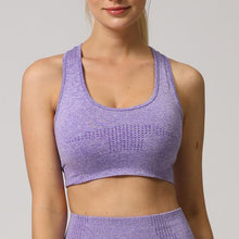 Load image into Gallery viewer, Cloud Racerback Cropped Top - Saints Active