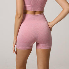 Load image into Gallery viewer, Cloud High-Waist Seamless Shorts - Saints Active