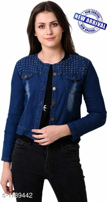 Trendyfrog Denim Women's Jackets Vol 1