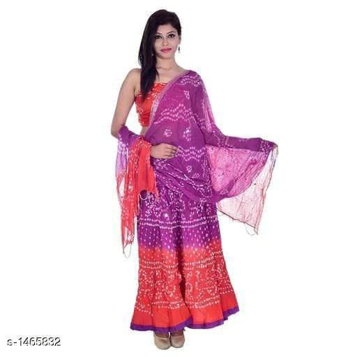 Asisa Attractive Cotton Printed Lehengas Vol 1