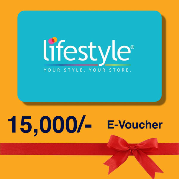 Lifestyle E-Gift Card-Rs.15000