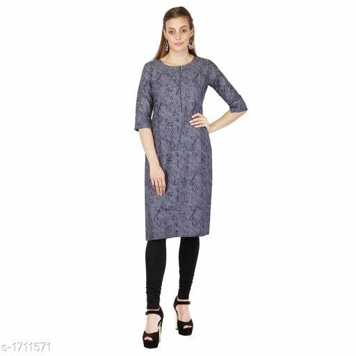 Mahika Adorable Cotton Women's Straight Kurtis Vol 6
