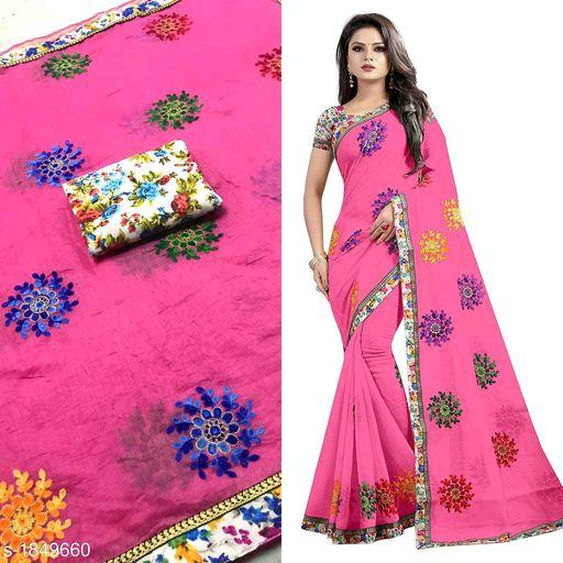 Navya Fabulous Chanderi Cotton Sarees Vol 2